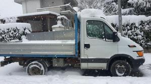 Iveco Daily Daily furgone Cassonato con ribaltabile