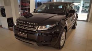 LAND ROVER Range Rover Evoque 2.0 eD4 5p. Black and Grey