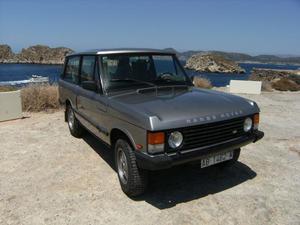 Land Rover - Range Rover -