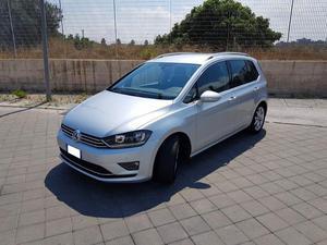 Volkswagen golf sportsvan 1.6 tdi 110cv executive dsg bmt