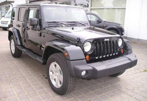 Jeep wrangler jeep wrangler 2.8crd unlimited sahara navi