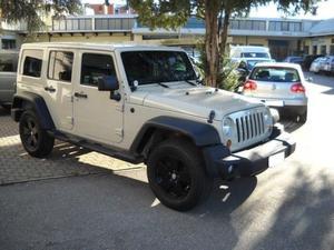 Jeep wrangler jeep wrangler unlimited 2.8 crd dpf sahara au