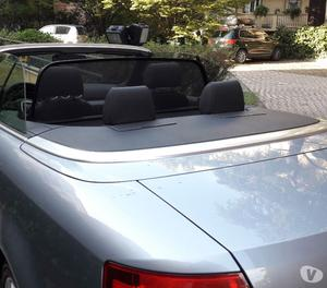 Audi A4 Cabrio S-Line in perfette condizioni