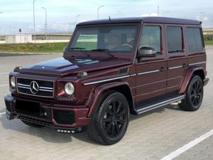 Mercedes-benz g 55 amg design