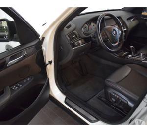 BMW X3 xDrive20d xLine HiFi Dynamic Navi Prof