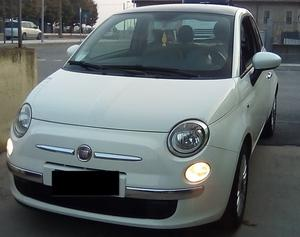 Fiat 500 fiat  lounge