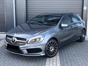 Mercedes-benz a 180 a 180 cdi amg aut