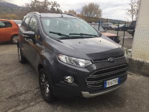 Ford Ecosport  CV Titanium