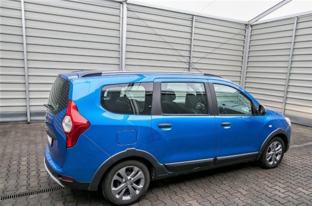 Dacia lodgy 1.5 dci 8v 110cv 7 posti prestige dacia lodgy