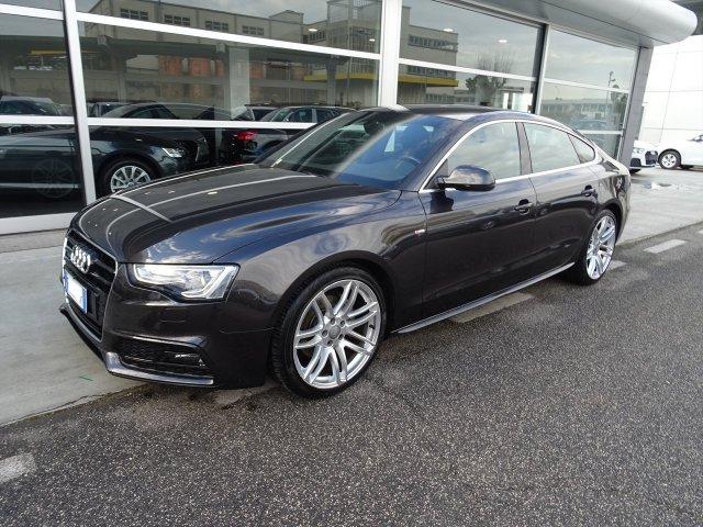 Audi A5 A5 SPB 3.0 V6 TDI 218 CV quattro S tronic S line e