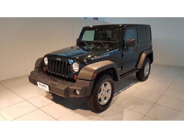 Jeep Wrangler 2.8 CRD DPF Rubicon Auto