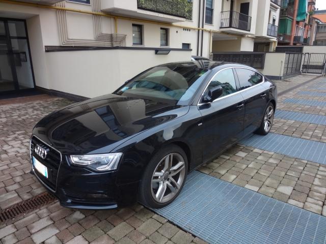 Audi a5 audi a5 spb 2.0 tdi 177 cv quattro advanced s-line