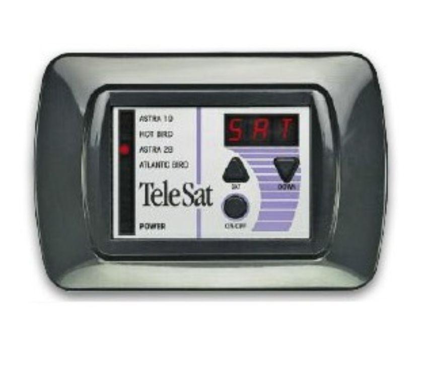 Antenna per camper, Teleco Telesat 65 + TV 20''