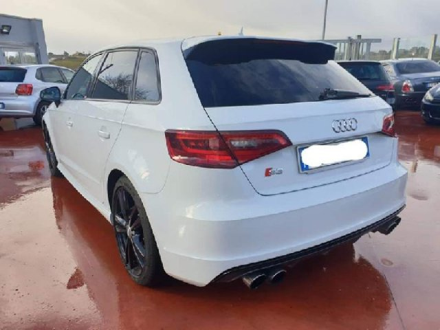 Audi S3 Sportback 2.0 TFSI quattro S tronic