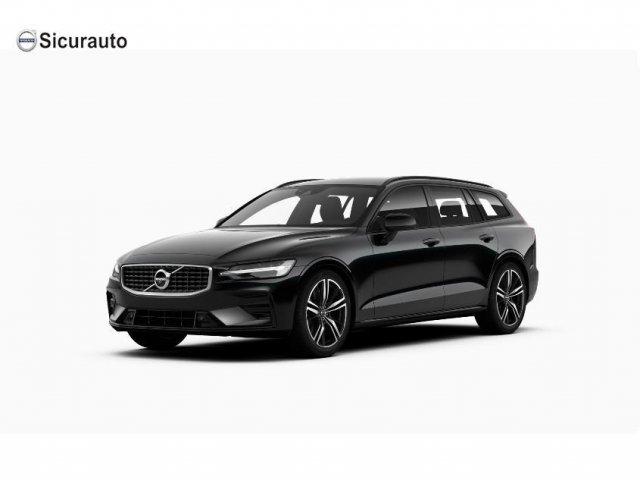 Volvo V60 D4 Awd Geartronic R-Design