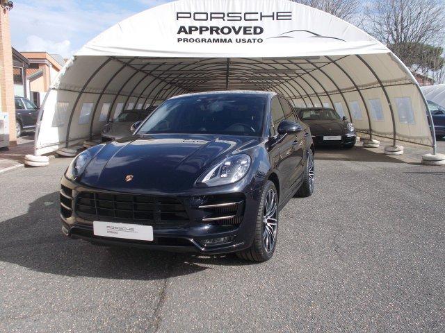 Porsche Macan 3.6 Turbo Performance