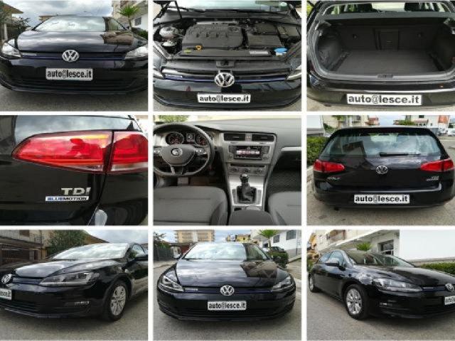 Volkswagen Golf 1.6 TDI 110CV 5p. Business BlueMot.