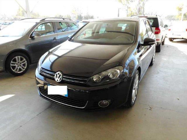 Volkswagen Golf Golf 1.6 TDI DPF 5p. Highline