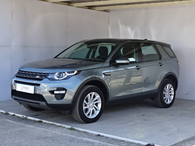 Land Rover Discovery Sport Discovery Sport 2.0 TD CV SE