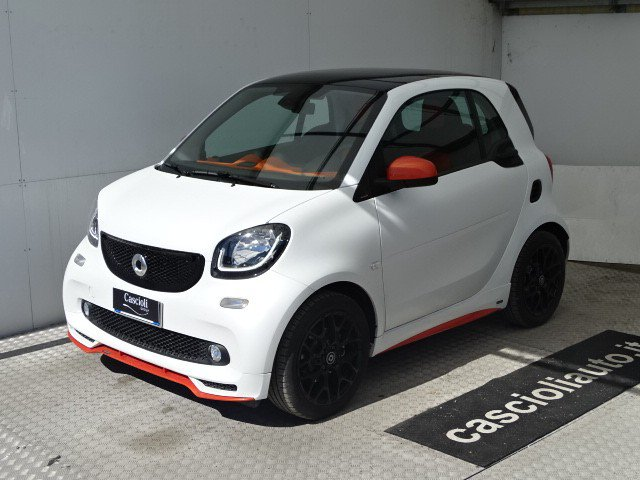 Smart ForTwo Coupe fortwo  Turbo twinamic Urbanrunner
