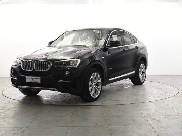 BMW X4 X4 xDrive20d