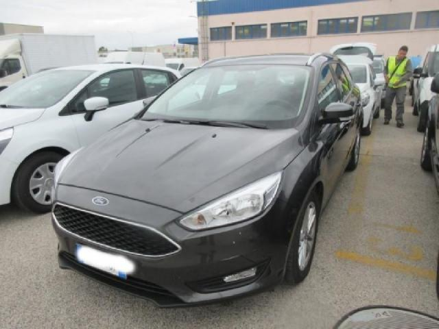 Ford Focus Style Wagon 1.5 TDCi 95 CV Start&Stop SW Business