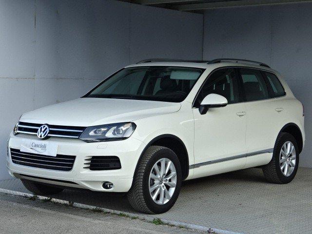 Volkswagen Touareg Touareg 3.0 TDI 245 CV tiptronic
