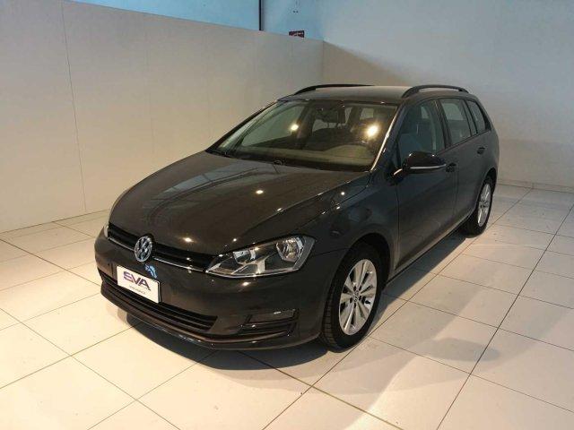 Volkswagen Golf Variant 1.6 TDI 110 CV Business BlueMotion