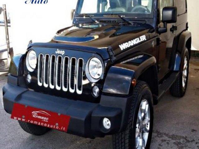 Jeep Wrangler Wrangler Unlimited 2.8 CRD Recon Auto