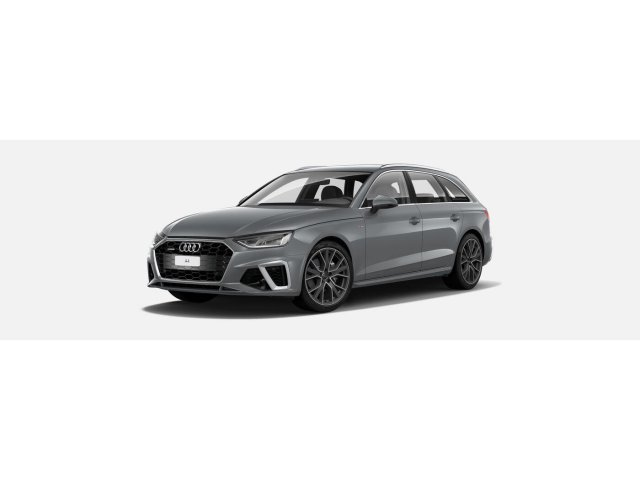 Audi A4 A4 40 TDI S tronic S line edition
