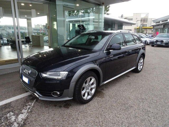 Audi A4 A4 allroad 3.0 tdi Business Plus s-tronic my15 E6