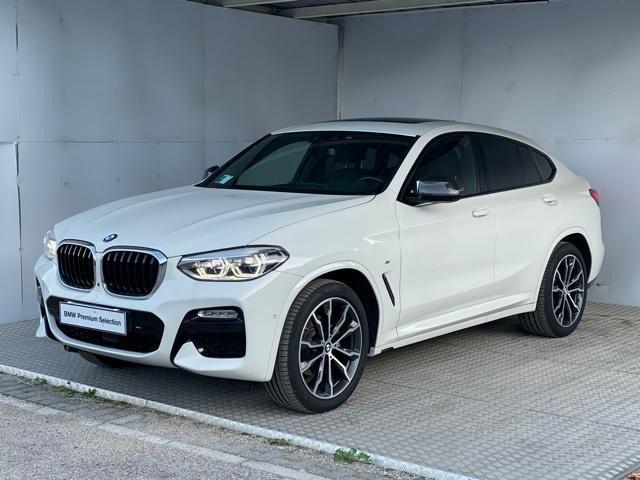 BMW X4 X4 xDrive20d Msport