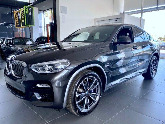 BMW X4 X4 xDrive20d Msport-X