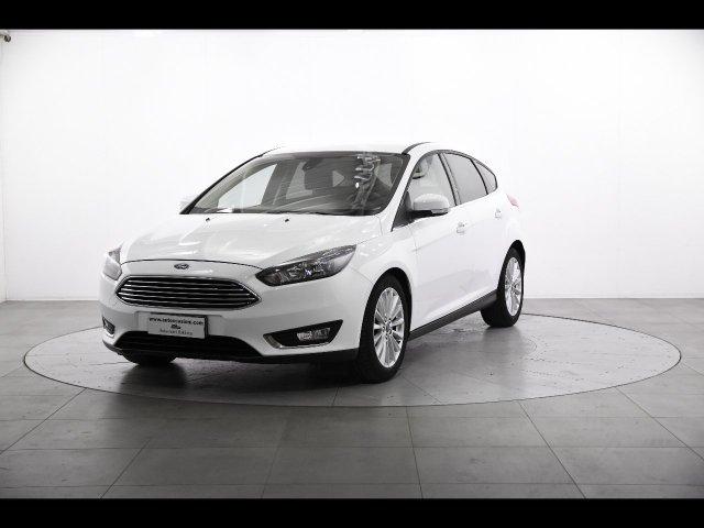 Ford Focus focus 1.5 tdci Business sEs 120cv 5p powershift