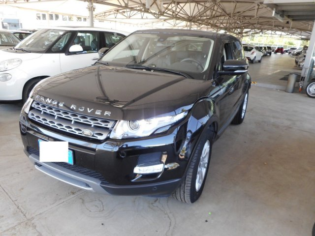 Land Rover Evoque evoque 2.2 td4 Pure Tech Pack 150cv 5p