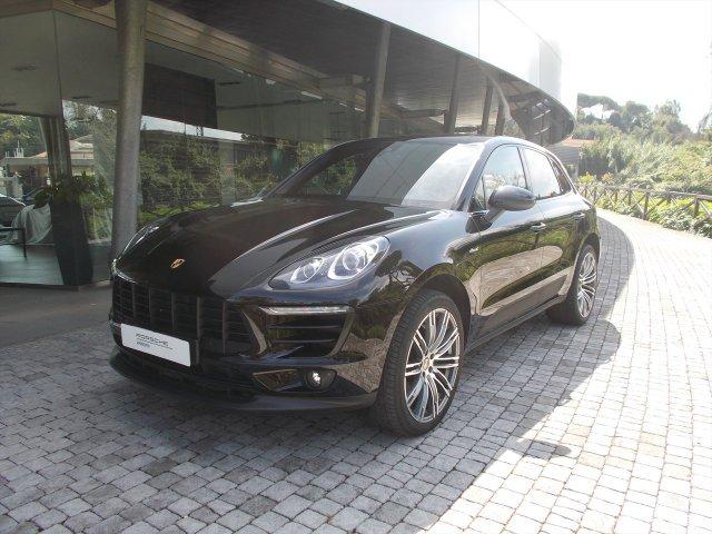 Porsche Macan macan 3.0d S 250cv pdk my16