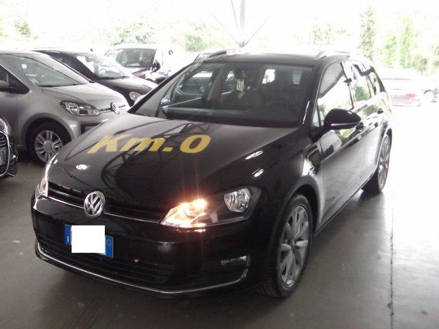 Volkswagen Golf Variant golf var. 1.6 tdi Executive 110cv