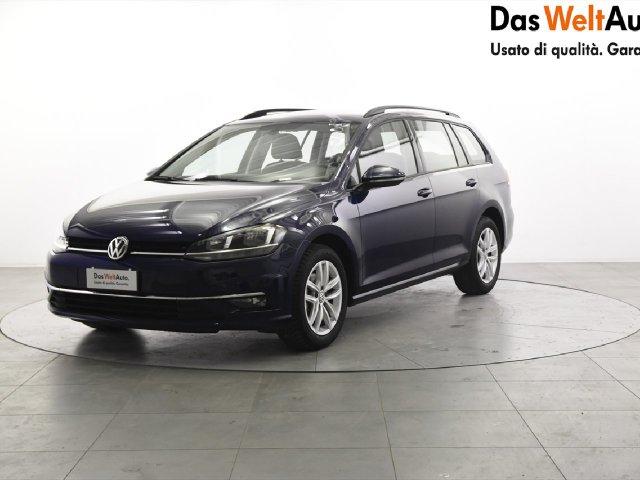 Volkswagen Golf golf var. 1.6 tdi Business 115cv