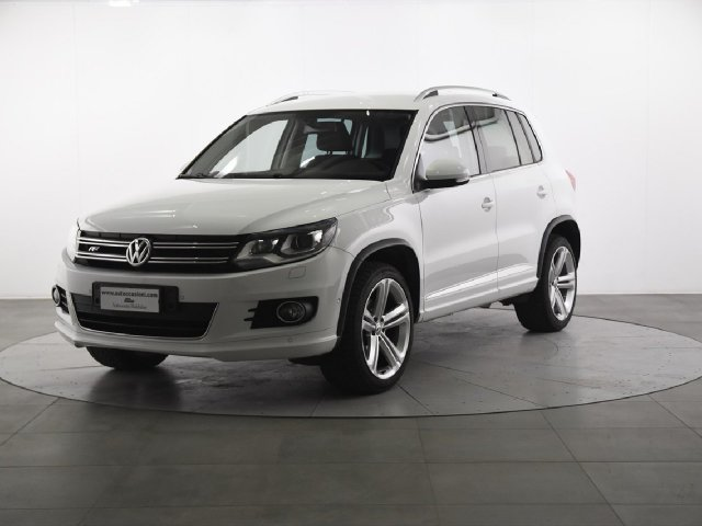 Volkswagen Tiguan tiguan 2.0 tdi R-Line BM 4motion dsg