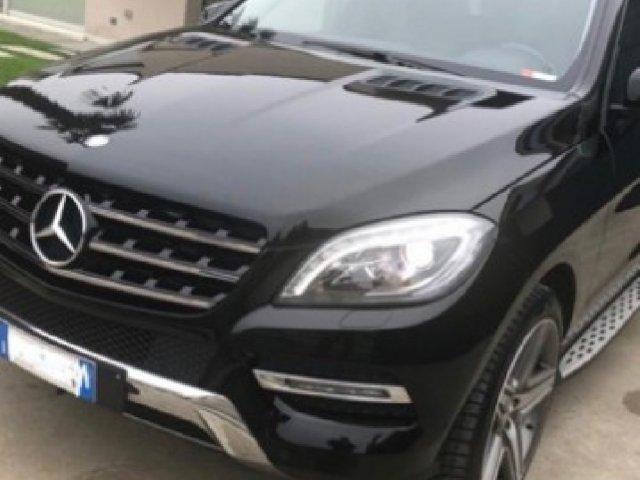 Mercedes-Benz ML 350 BlueTEC Premium