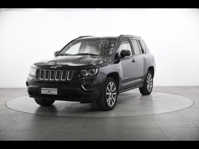 Jeep Compass compass 2.2 crd Limited 2wd 136cv