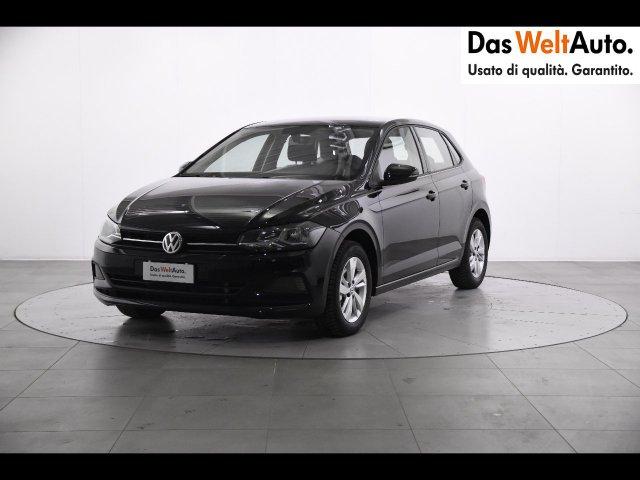 Volkswagen Polo polo 5p 1.6 tdi Comfortline 95cv dsg