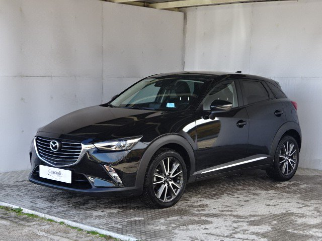Mazda CX-3 CX-3 1.5L Skyactiv-D Exceed