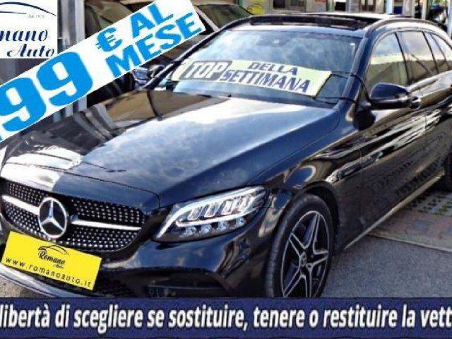 Mercedes-Benz Classe C SW C 220 d S.W. Auto Premium