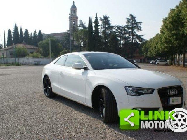 Audi A5 3.0 V6 TDI 204CV mult.
