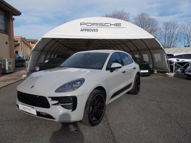 Porsche Macan macan cv pdk