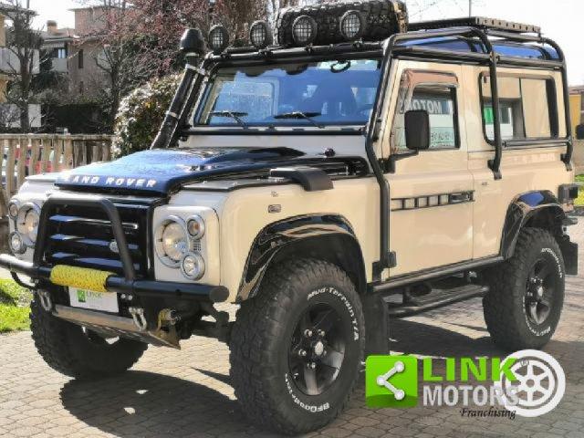 Land Rover Defender  TD4 Station Wagon SE