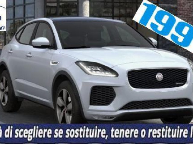 Jaguar E-Pace E-Pace 2.0D 150CV AWD aut. R-Dynamic