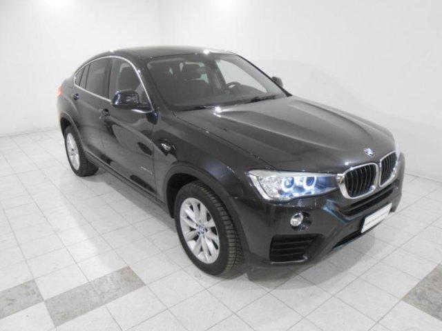 BMW X4 X4 xDrive20d Business Advantage Aut.