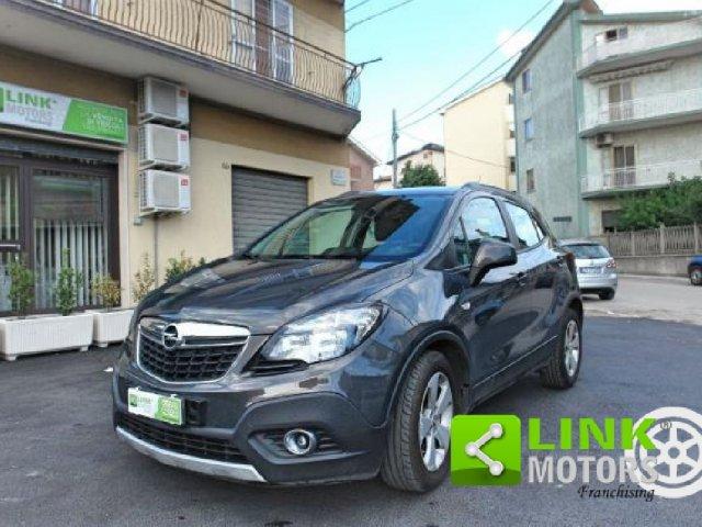 Opel Mokka 1.4 T GPL-Tech 140 CV 4x2 Ego